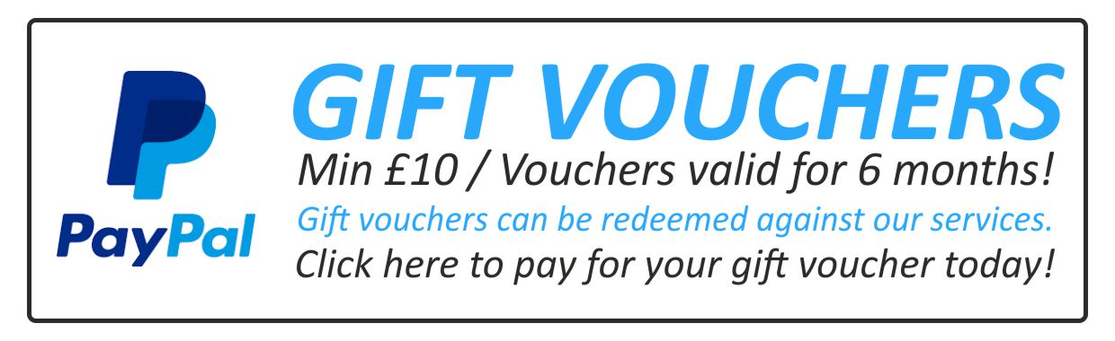 Gift Vouchers Available for Laser reatments in Plymouth