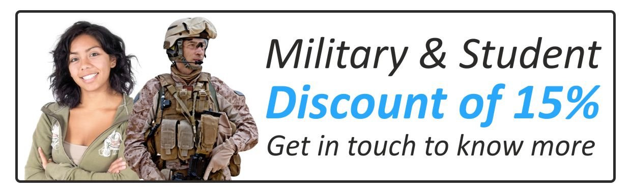 Student and Military Discount on Laser Treatments in Plymouth